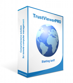 trustviewer pro starting